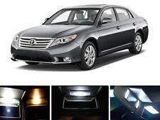 Xenon White Vanity / Sun visor  LED light Bulbs for Toyota Avalon (4 pieces)