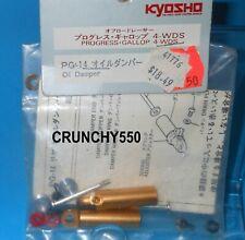8mm SPRING /& COLLAR SET  Kyosho Cox Gallop Progress Damper Shock  Team CRP 1515
