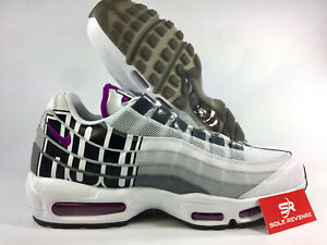 4a165aa20b NIKE AIR MAX 95 V1225500 Vivid Purple/Black/Cool/Wolf Grey | City ...
