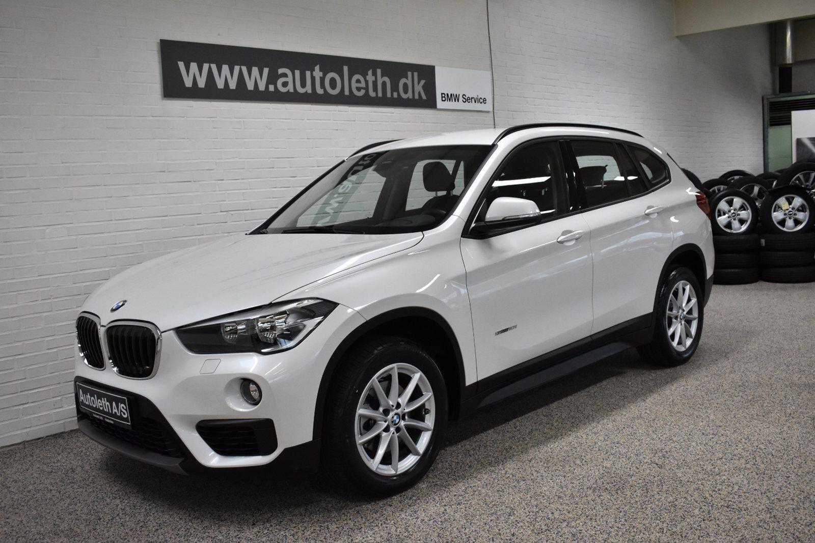 BMW X1 1,5 sDrive18i aut. 5d - 359.900 kr.