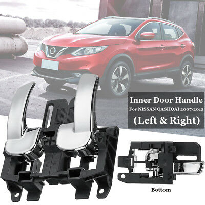 Car Exterior Left Right Door Handle Outer Rear Or Front for Nissan Qashqai 07-13 Right