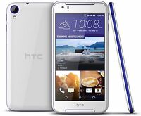 Htc Desire 830 Dual Sim Blue/white D830u (factory Unlocked) 5.5 Hd 32gb