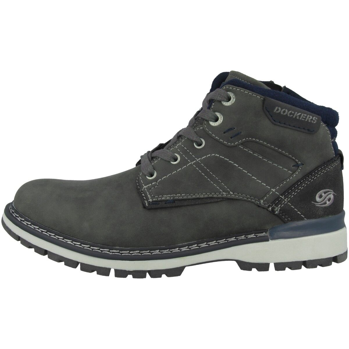 Dockers by Gerli 43ad001 zapatos caballero botas botín con cordones 43ad001-650220