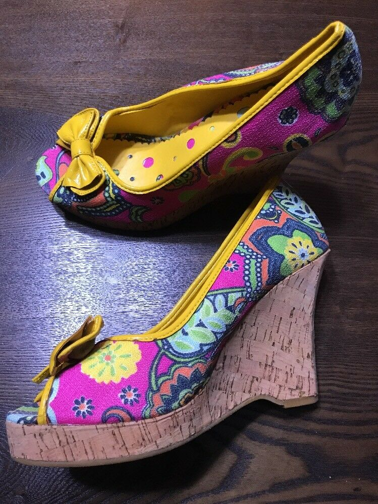 Man's/Woman's NOT RATED*Women's*Platform Sandals/Wedges*sz 9 Latest *New*Open Toe* Charming design Latest 9 styles Different styles 552e84