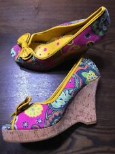 00daaa781240 item 2 NOT RATED Women s Platform Sandals Wedges sz 9  New Open Toe  -NOT  RATED Women s Platform Sandals Wedges sz 9  New Open Toe
