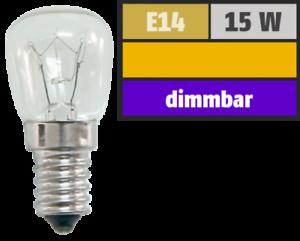 15 W 70 LM e14 Four-Ampoules 230 V clair