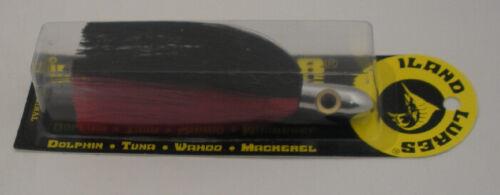 Iland Köder TR500RD//BK 10.8cm Tracker Rot//Schwarz