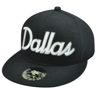 Baseball & Softball Sport Hut Gorra Chapeu Dallas Texas Snapback Academy Für Flache Bill Schwarz Af Snaps Auswahlmaterialien