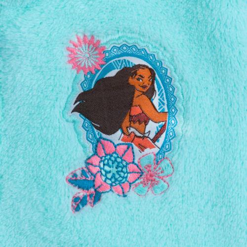 NWT Disney Store Moana Fleece Jacket Girl 5//6,7//8,9//10 No name