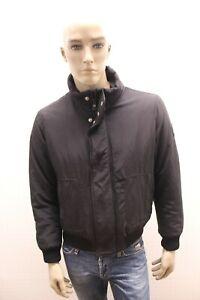 Giubbino-REFRIGIWEAR-Uomo-Jacket-Black-Coat-Giubbotto-Jacke-Man-Taglia-Size-M