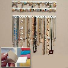 Jewelry Ring Necklace Earring Organizer Display Rack Stand Holder Wall Mount