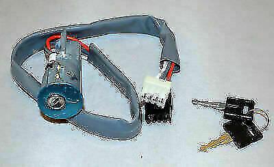 Para Peugeot 205 Peugeot 309 Fechadura de ignição Cilindro Tambor Starter Interruptor 2 Chaves