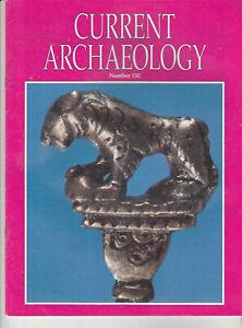 CURRENT-ARCHAEOLOGY-Magazine-January-1993