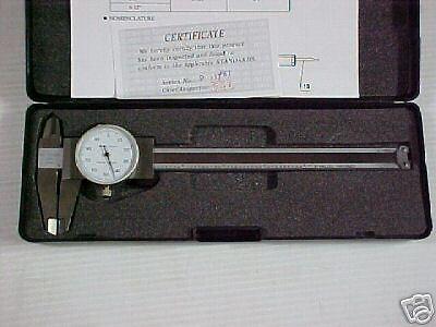"6/"" Dial Caliper-SAE #3750"