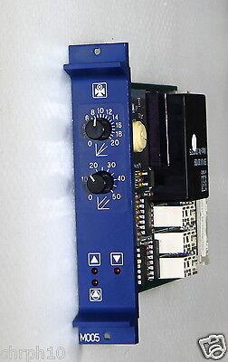 Buderus Modul M005 Blau Ecomatic 3000 Serie 2 Jahre Garantie Inzahlungnahme 20 €