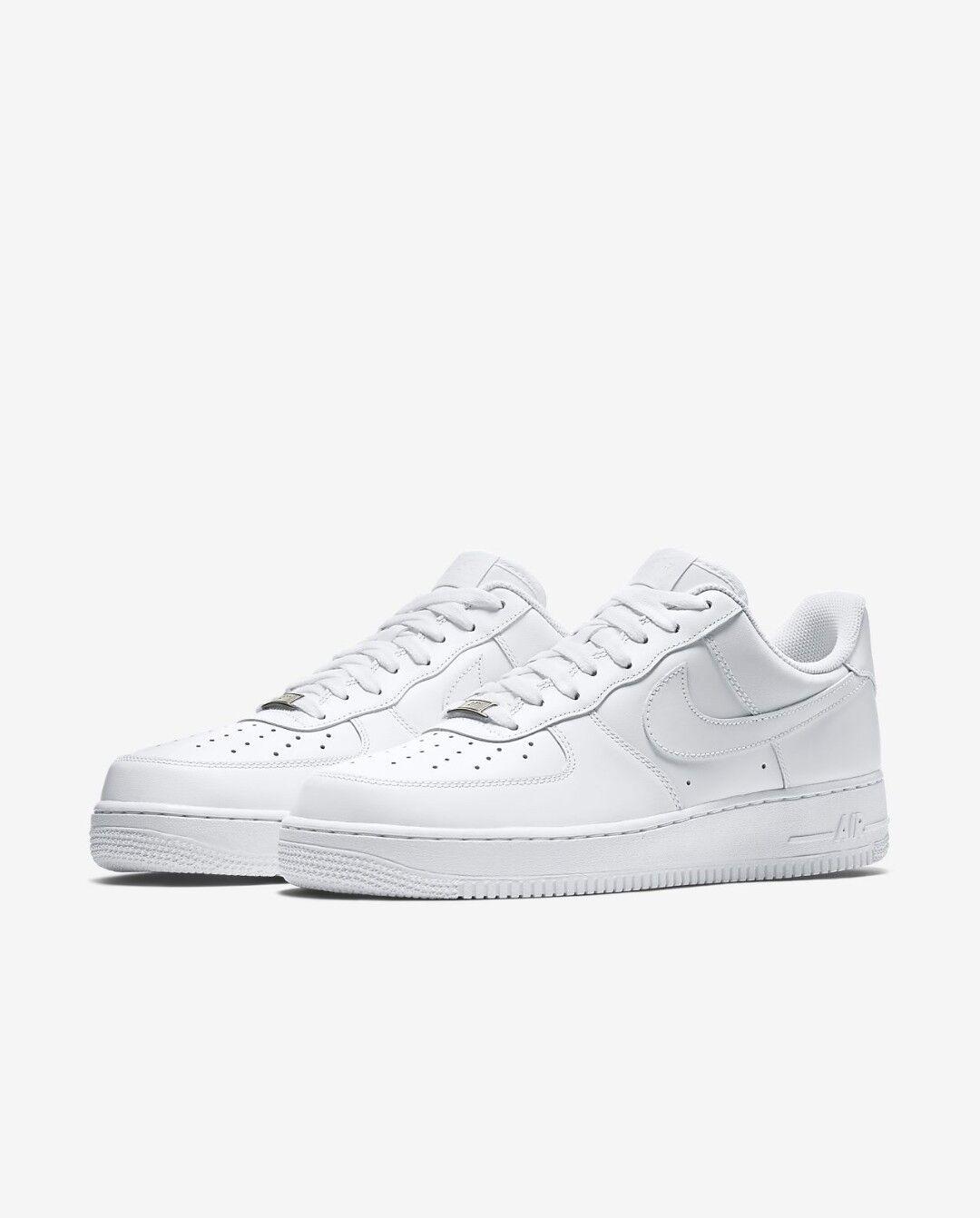 Nike air force Weiß 1 low Weiß force 47 ungetragen d94b06