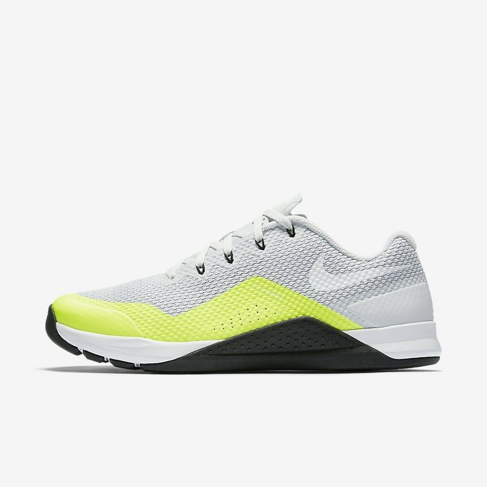 NEW Nike Metcon Reeper DSX Men's Training Shoe 898048 001 White Black Volt SZ 14