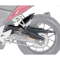 CB500X and CBR500R in gloss black with silver coloured mesh vents Powerbronze 301-H110-603 Rear Hugger to fit Honda CB500F