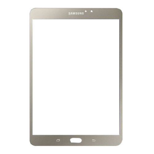 "Samsung Galaxy Tab S2 8/"" SM T710 T713 T715 Touch Screen Digitizer Glass Titanium"