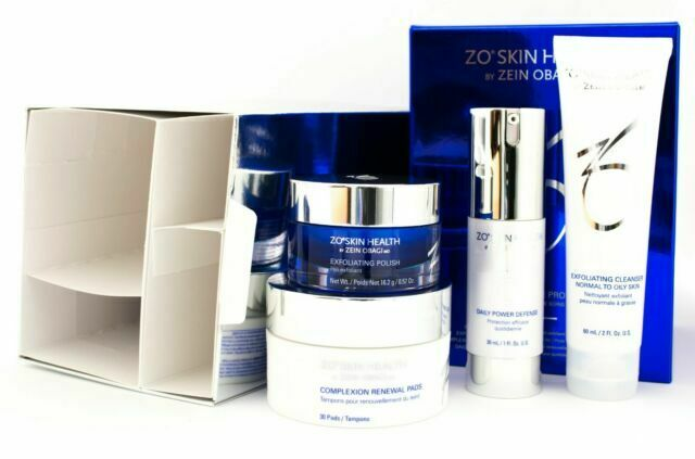 Zo Skin Health Daily Skincare Program Complete Kit For Sale Online Ebay