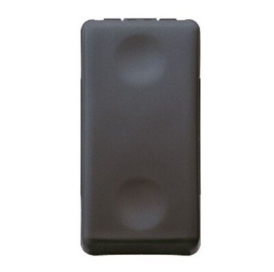 GEWISS GW 21515 PULSANTE 1 P NA 10 A LUMINOSO 230 V SERIE SYSTEM BLACK