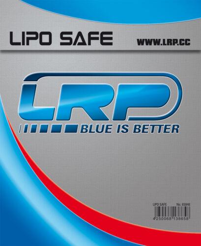 LRP Sacca Borsa di sicurezza per ricarica LIPO 18x22cm