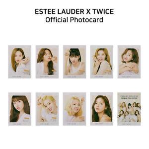 TWICE-ESTEE-LAUDER-X-TWICE-Offcial-Photocard
