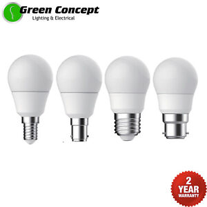 NEW-5-7W-Dimmable-LED-Fancy-Round-Light-Globe-Bulb-E14-E27-B15-B22-Screw-Bayonet
