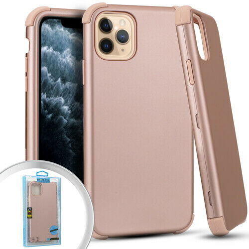 Apple iPhone 11 / Pro / Pro Max SLIM Armor Case and a C