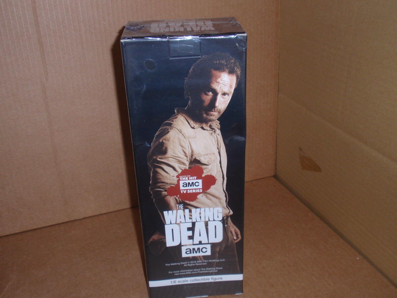 3A threezero Walking Dead Rick Grimes