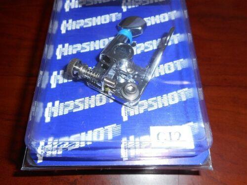 CHROME NEW Hipshot GT2 Classic Closed Drop D Xtender Key