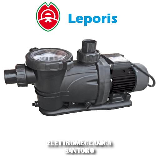 ELETTROPOMPA POMPA PISCINA FLORENCE 2200 T HP 3 VOLT 380 LEPORIS (RELAX 2200)