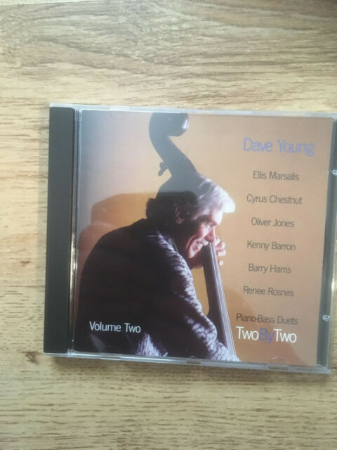 DAVE YOUNG TWO by TWO VOL 2 CD