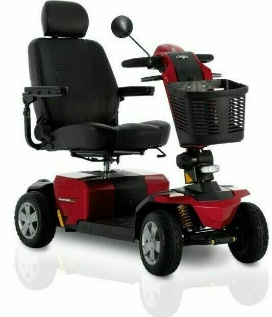 Invacare Panther Lx 4 Mobility Scooter For Sale Online Ebay