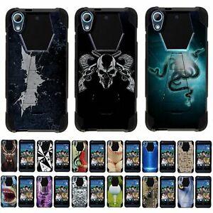 Para-HTC-Desire-626-626s-650-Shell-hibrido-doble-capa-soporte-caso-cabido