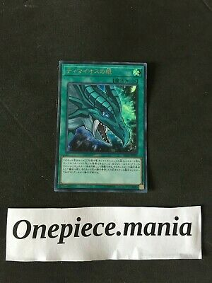 Yu-gi-oh! The Eye Of Timaeus Rc02-jp035 Ultra Rare Japanese