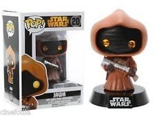Figura vinile Star Wars Jawa Pop! Funko vinyl figure bobble-head n° 20