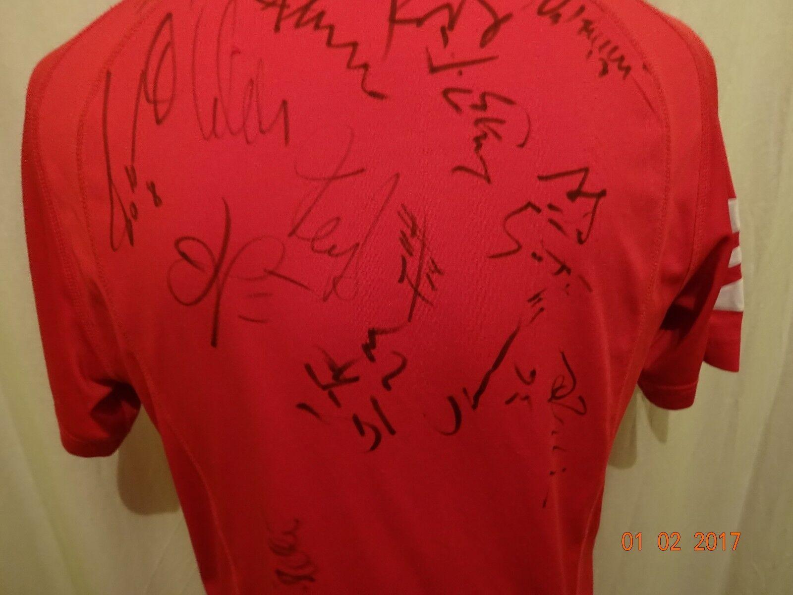 FSV Mainz 05 Lotto Heim Trikot 2004/05