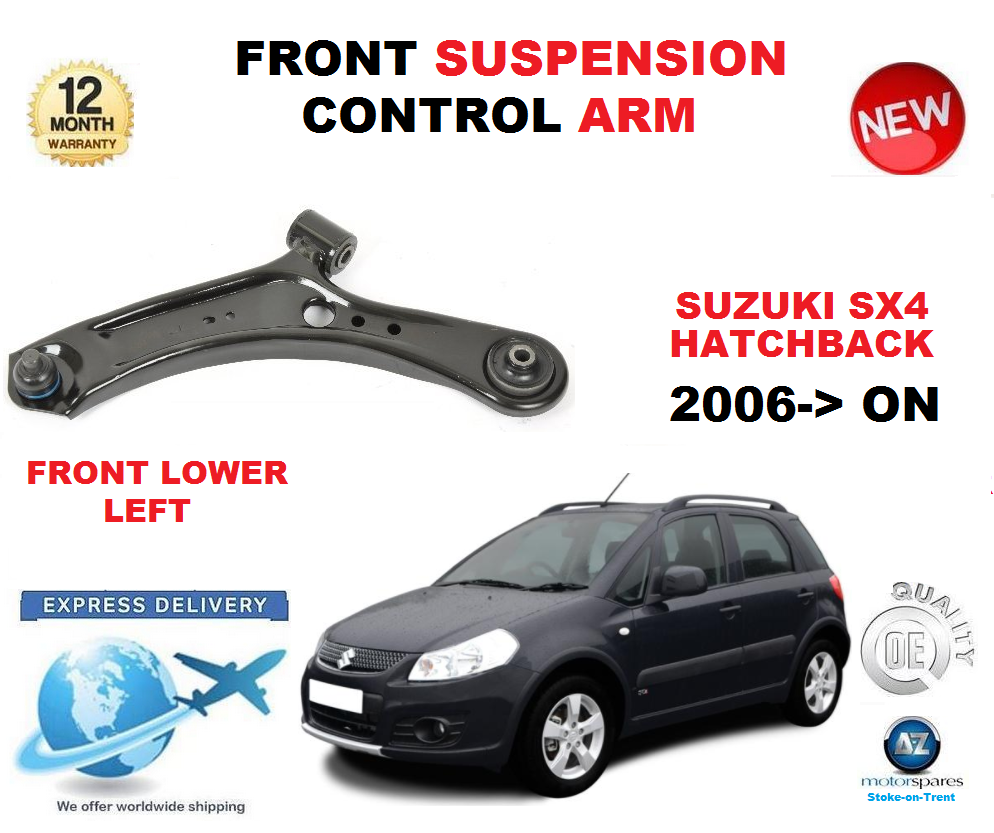 Für Suzuki Sx4 Vorderer Querlenker Unten 2006-   Ey Gy Links OE Quality