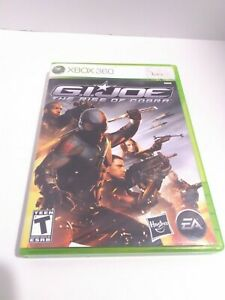 G-I-Joe-The-Rise-of-Cobra-Microsoft-Xbox-360-2009-CIB-Tested