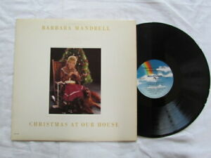Barbara Mandrell, Christmas At Our House,Vinyl lp,MCA 5519