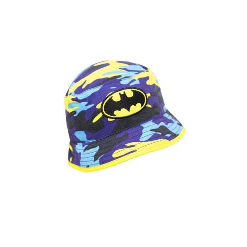 Batman Baby Toddler Boy Bucket Swim Beach Pool Sun Hat One Size Warner Bros