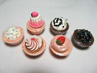 Factory Sealed Cupcake Lip Gloss 1.25