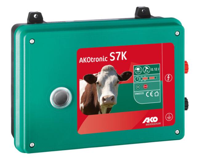Weidezaungerät Kuhtrainer von AKO Kerbl AKOtronic S7K