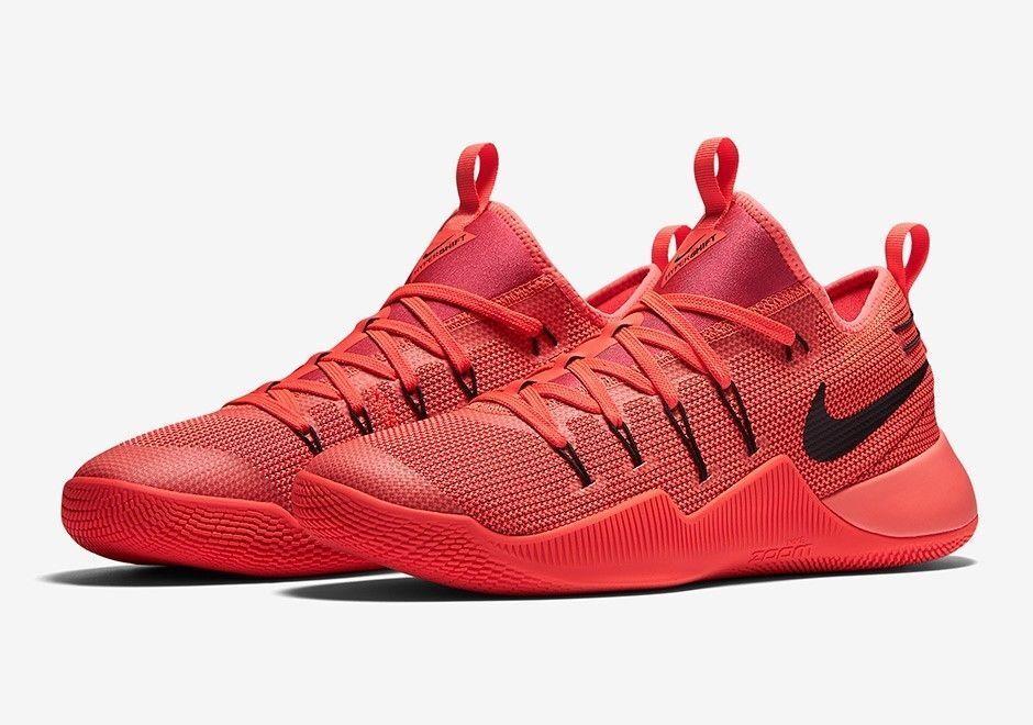 Nike Hypershift Men's Basketball Shoes University Red/Bright Crimson 844369 607