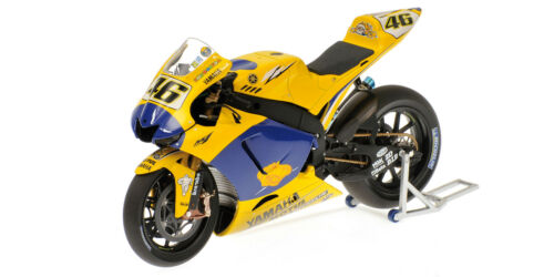 Yamaha YZR-M1 Team Camel Valentino Rossi 2006 End Of Race 1:12 122063096