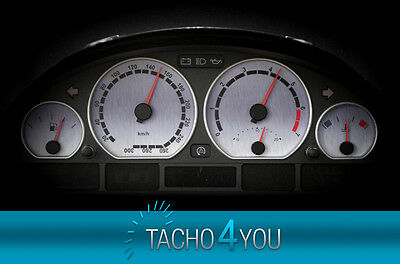 Tachoscheiben für BMW 300 kmh Tacho E46 Benzin M3 CARBON 3397 Tachoscheibe km//h