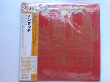 XTC Nonsuch JAPAN ltd edition paper sleeve collection 24bit remaster cd sealed