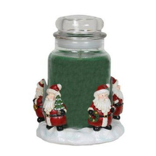 Aromatize 14 cm Bougie Pot Holder//Hugger-Santa