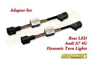 Audi-A7-4G-Sportback-Semi-Dynamische-Blinker-Laufblinker-fur-LED-Ruckleuchten